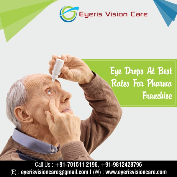 Eye Drops Franchise Company in Chennai | Ophthalmic Franchise